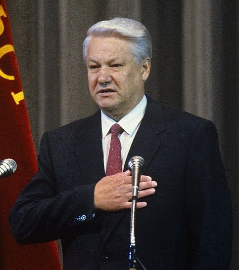 Žodynas - Jelcinas Borisas